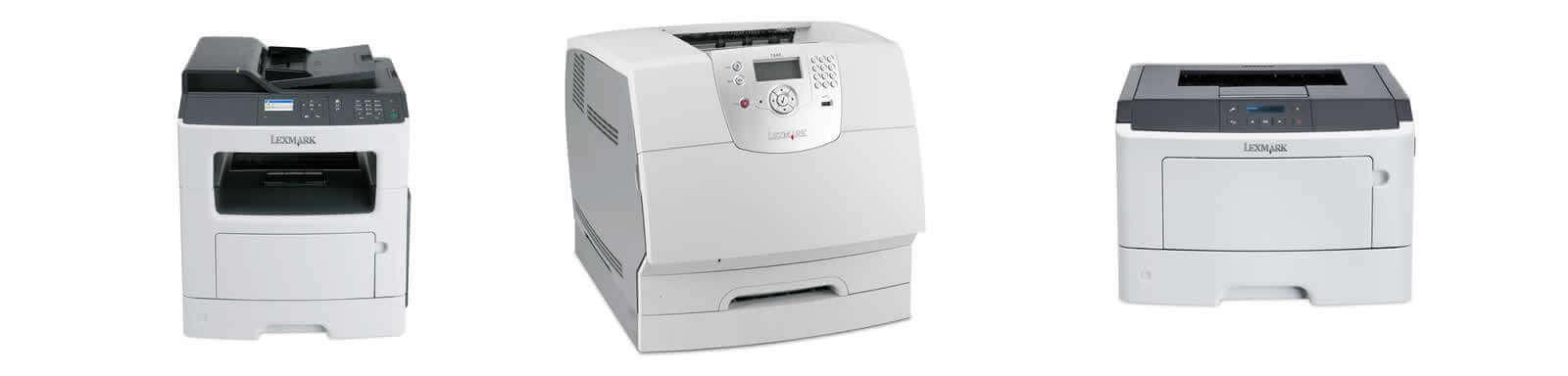 Aluguel de Impressoras Lexmark