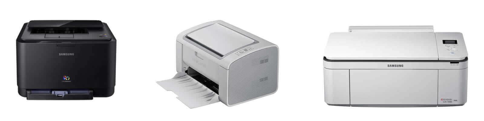 Aluguel de Impressoras Samsung
