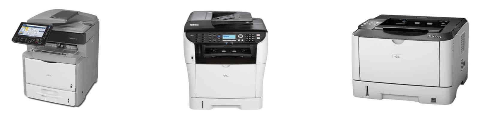 Aluguel de Impressoras Ricoh