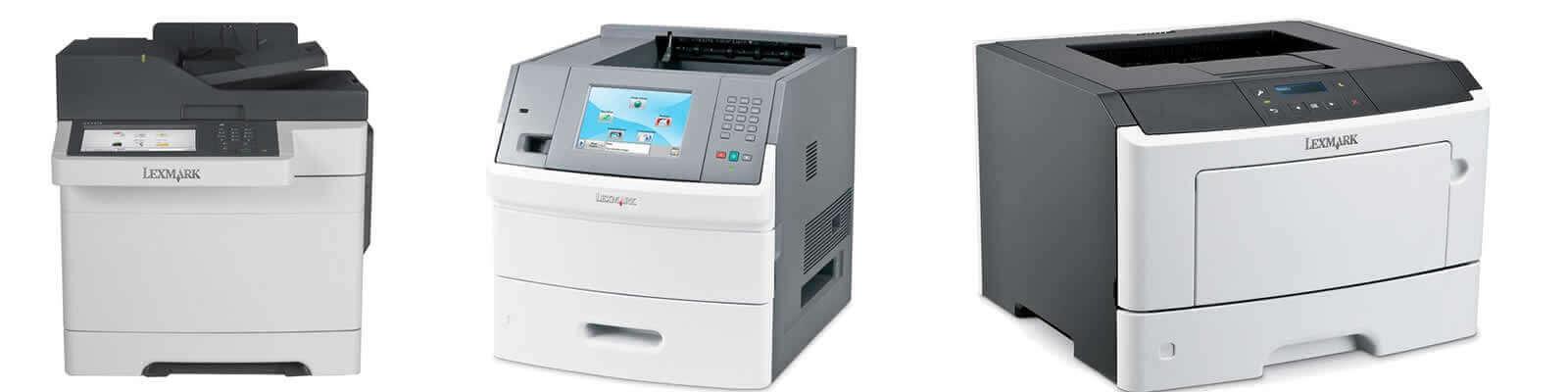 Locação de Impressoras em Lexmark